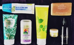 2014 Natural Body Care Favorites