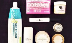 Natural Beauty Favorites from March 2015
