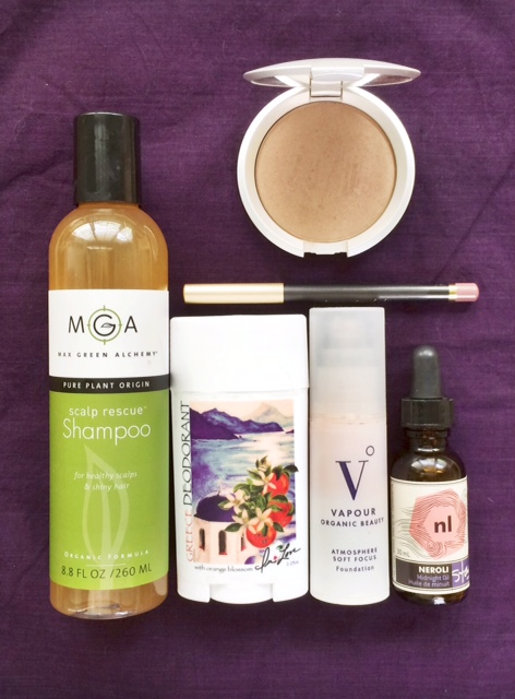 Natural Beauty Favorites from April 2015